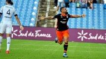 Ligue 1 : Andy Delort évite le pire à Montpellier face à Brest