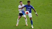 Leicester : Demarai Gray plaît à Tottenham