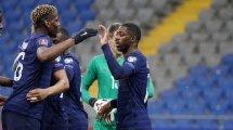 Kazakhstan-France : les notes du match