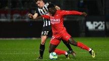 Kevin Denkey quitte Nîmes pour le Cercle Bruges