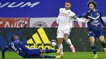 Ligue 1 : l'OL arrache la victoire face aux Girondins de Bordeaux