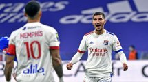 Ligue 1 : l'OL s'amuse face à Strasbourg et s'installe provisoirement sur le trône