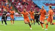 Euro 2020 : les Pays-Bas enchaînent contre l'Autriche et valident leur billet pour les 8es de finale