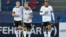 L'Allemagne se défait du Portugal et remporte l'Euro Espoirs