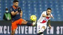 Montpellier-PSG : les notes du match
