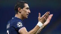 Man City - PSG : le message d'Angel Di Maria aux supporters