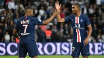 """PSG : Abdou Diallo prêt à """"faire une clé de bras"""" à Mbappé pour qu'il prolonge"""