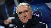 Équipe de France : la réaction à chaud de Didier Deschamps