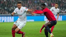 LOSC - Séville FC : les notes du match