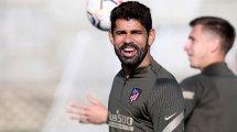 Accord de principe entre Diego Costa et Benfica