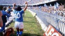 Le jour où l'OM a failli signer Diego Armando Maradona