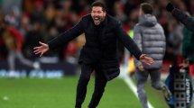 L'Atlético de Madrid veut mettre 6 joueurs à la porte