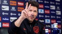 Atlético de Madrid : Diego Simeone envoie du lourd sur Antoine Griezmann, Saúl Ñíguez et João Félix