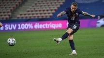 Euro 2020 : Digne sort sur blessure