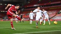Premier League : Liverpool domine très nettement un timide Leicester
