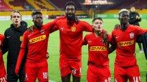 """La nouvelle aventure de Johan Djourou, """"doyen"""" du FC Nordsjælland"""
