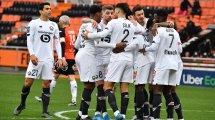Ligue 1 : le LOSC fait le boulot à Lorient et reprend sa première place
