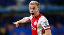 Ajax : Donny van de Beek se rapproche d'un départ