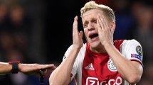 Ajax : Donny van de Beek a tranché pour son avenir
