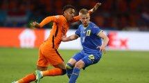 Liverpool discute avec le PSV pour la pépite Donyell Malen