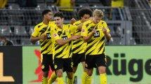 La fédération allemande inflige une amende au Borussia Dortmund pour non-respect des règles sanitaires