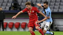 Joshua Kimmich prolonge au Bayern Munich jusqu'en 2025