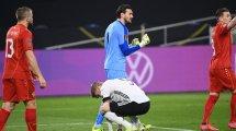 Qualif. CdM 2022 : l'Espagne, l'Italie et l'Angleterre assurent, l'Allemagne chute contre la Macédoine du Nord