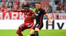 Bundesliga : le Bayern Munich tombe contre l'Eintracht Francfort