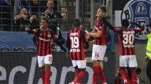 Bundesliga : Leverkusen cartonne Bielefeld et rejoint le Bayern en tête