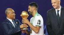 Algérie : la réponse lucide de Riyad Mahrez sur une arrivée de Aouar et Cherki en sélection
