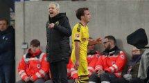 BVB : Lucien Favre dit pratiquement adieu au titre