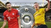 Borussia Dortmund-Bayern Munich : les compositions d'équipes !