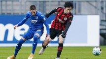 BL : l'Eintracht domine Hoffenheim et s'installe dans le top 4