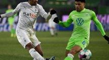 BL : Wolfsbourg et le Borussia Mönchenglabach se tiennent en respect
