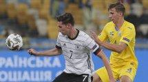 Allemagne : problème au tendon d'Achille pour Julian Draxler