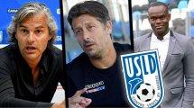 Comment l'USL Dunkerque prépare son grand retour en Ligue 2