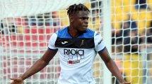 Duvan Zapata priorité de l'Inter Milan pour remplacer Romelu Lukaku