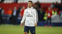L'interminable calvaire d'Eden Hazard...