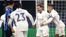 Les tops et flops de Inter Milan-Real Madrid