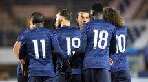 L'équipe de France Espoirs s'amuse au Liechtenstein et se qualifie pour l'Euro 2021 !