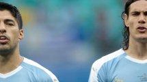 Colombie-Uruguay : les compositions d'équipes !