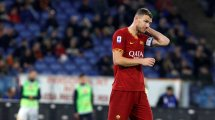 La Juventus a un accord pour Edin Dzeko mais ...