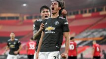 Edinson Cavani explique sa prolongation à Manchester United