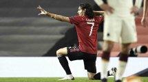 Manchester United : Boca Juniors ne lâche pas Edinson Cavani