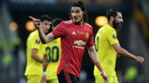 Edinson Cavani juge sa situation à Manchester United