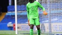 Édouard Mendy blessé et forfait avec le Sénégal