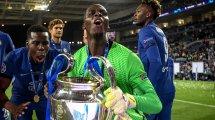 UEFA Champions League : Édouard Mendy désigné meilleur gardien de la saison 2020-2021