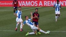 Liga : Osasuna s'offre Leganés sur le fil