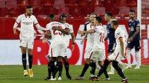 Liga : Séville et Jules Koundé font plier un Celta mal en point