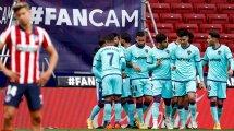 Liga : l'Atlético tombe de haut contre Levante